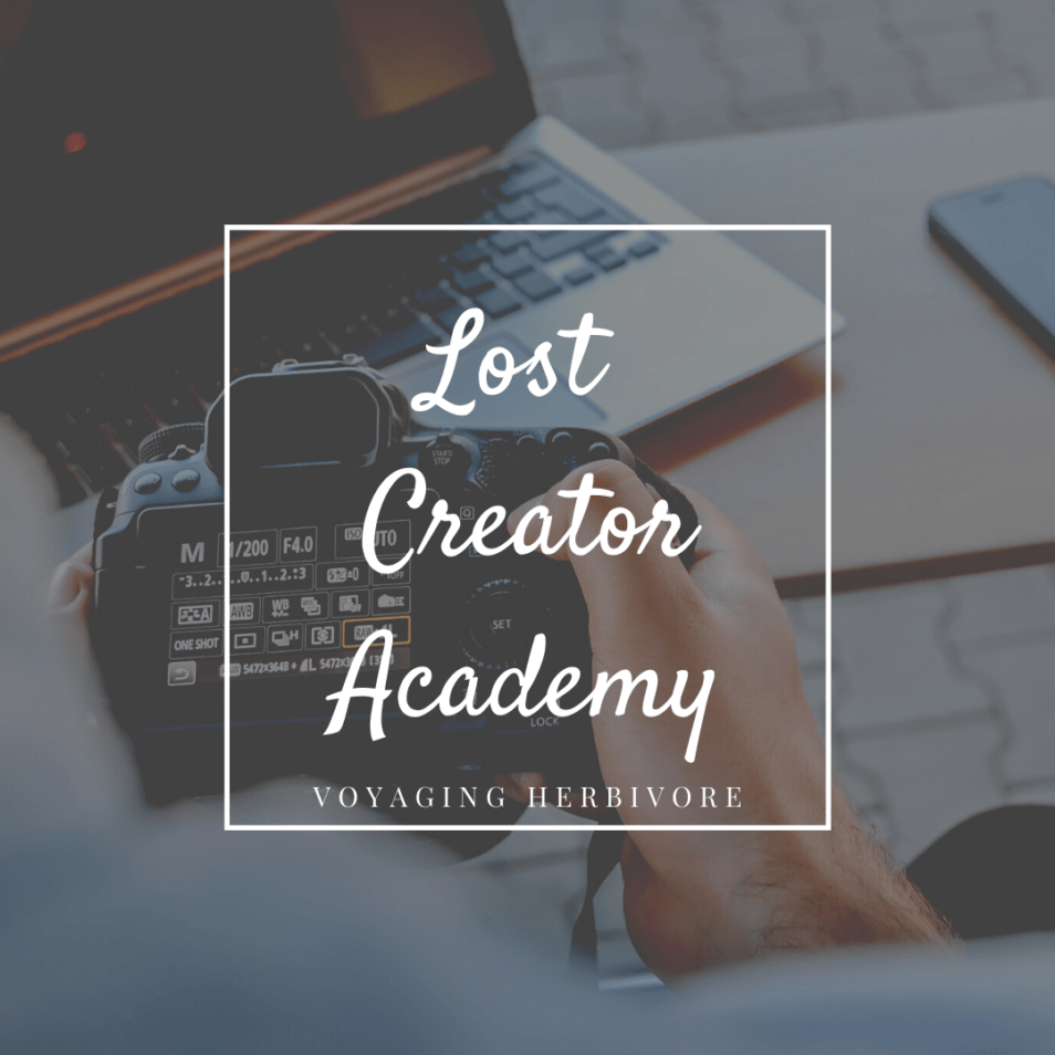 lost creator academy