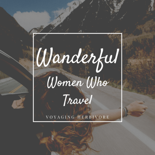 wanderful women who travel