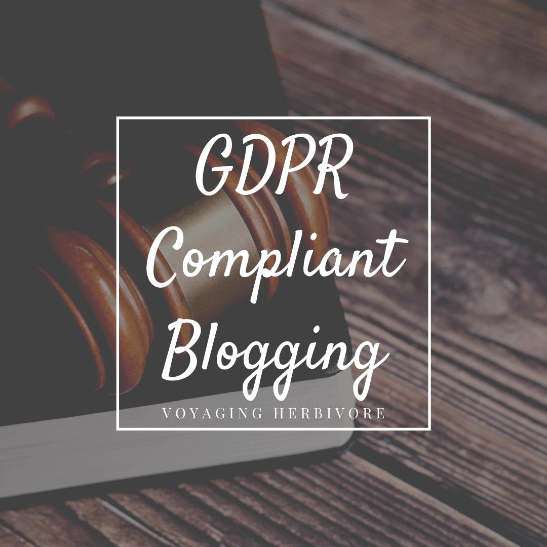 GDPR Compliant Blog Full Course